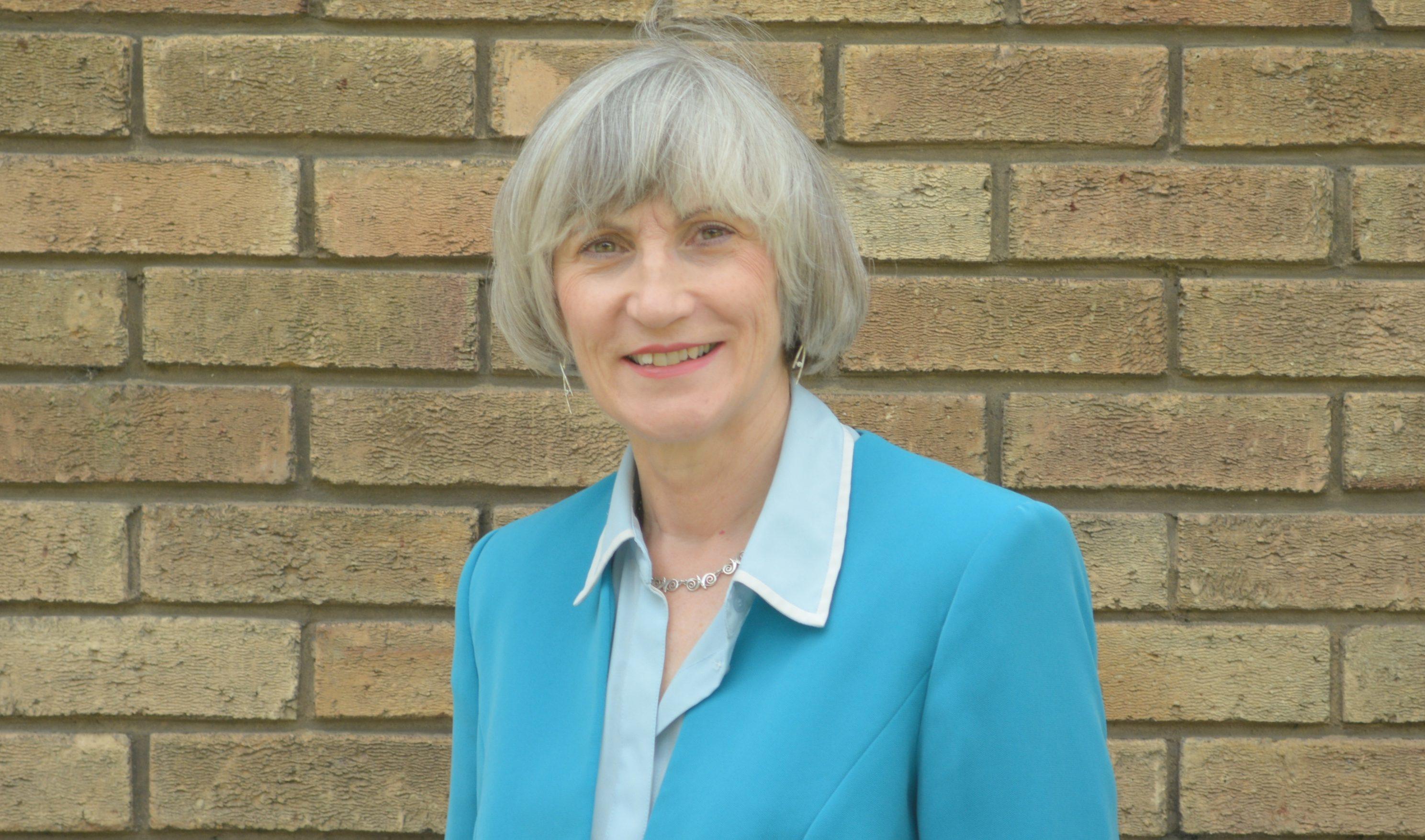 Dr Frances Elliot.