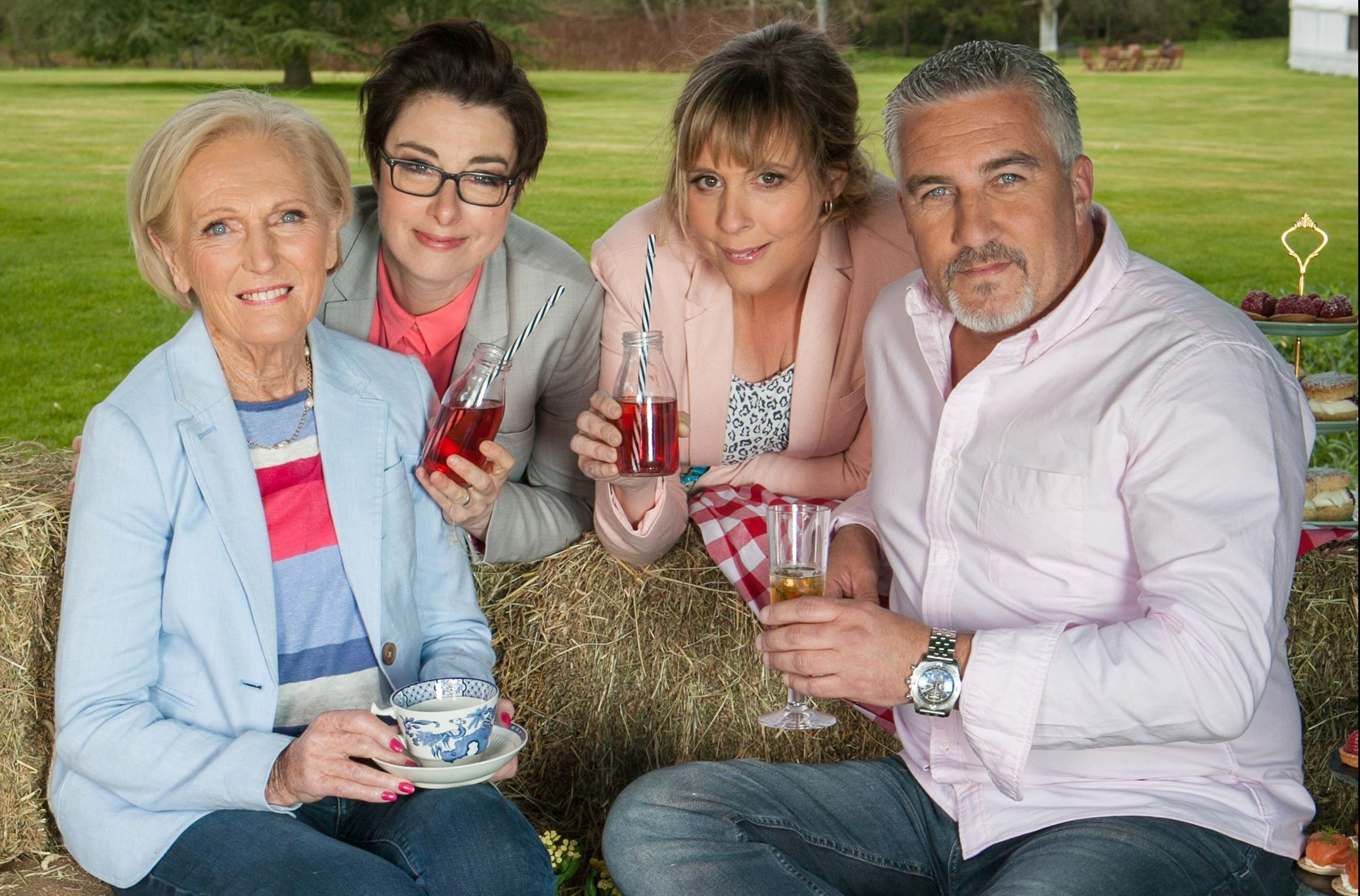 The presenters of The Great British Bake-Off have yet to confirm whether they will move to Channel 4.