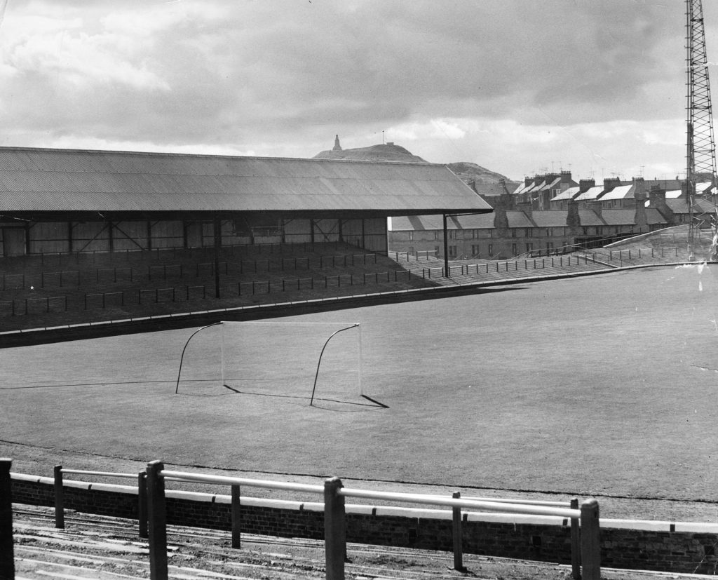 August 1962: The South Enclosure.