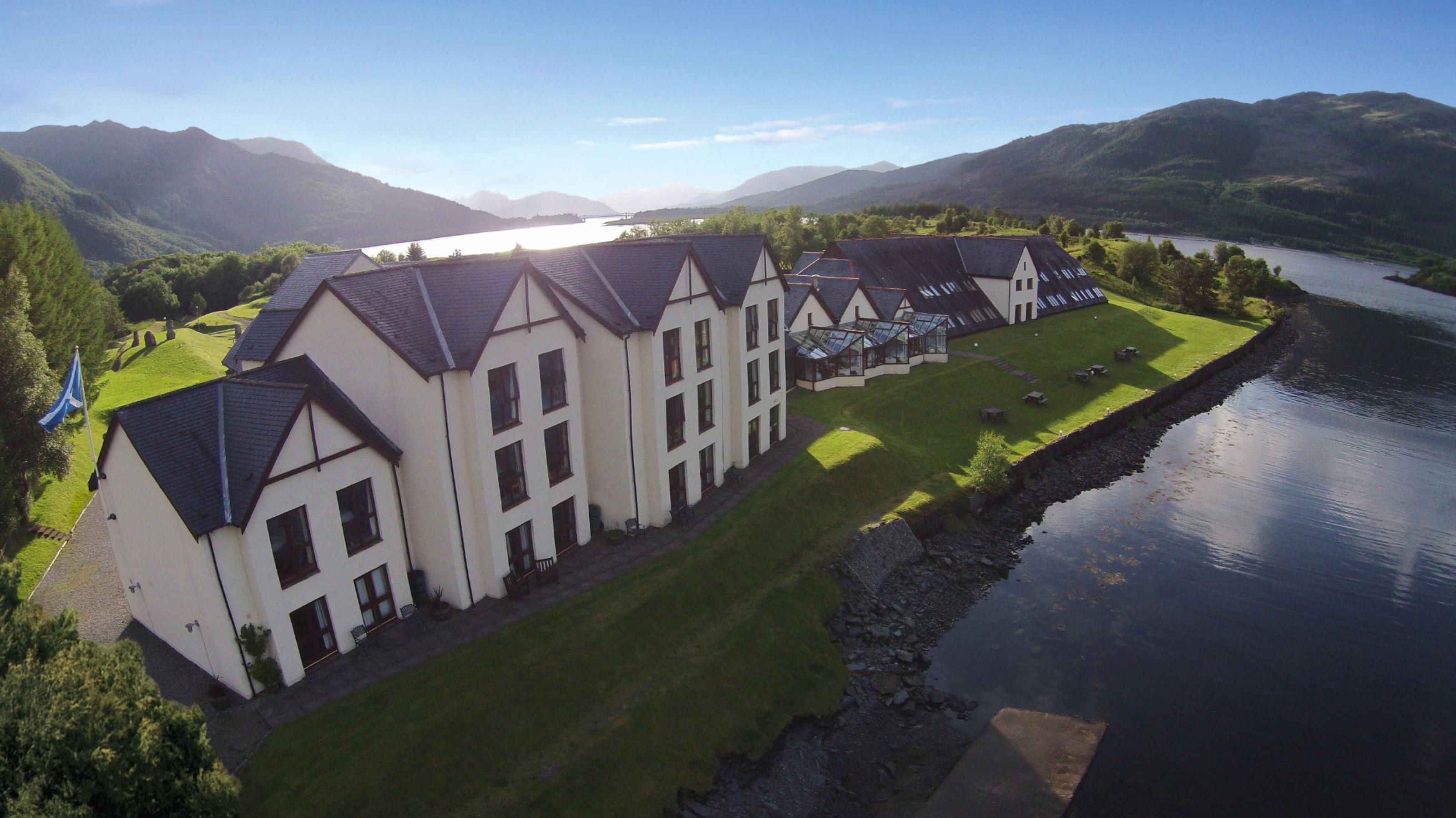 Isles of Glencoe Hotel DCIM100MEDIA