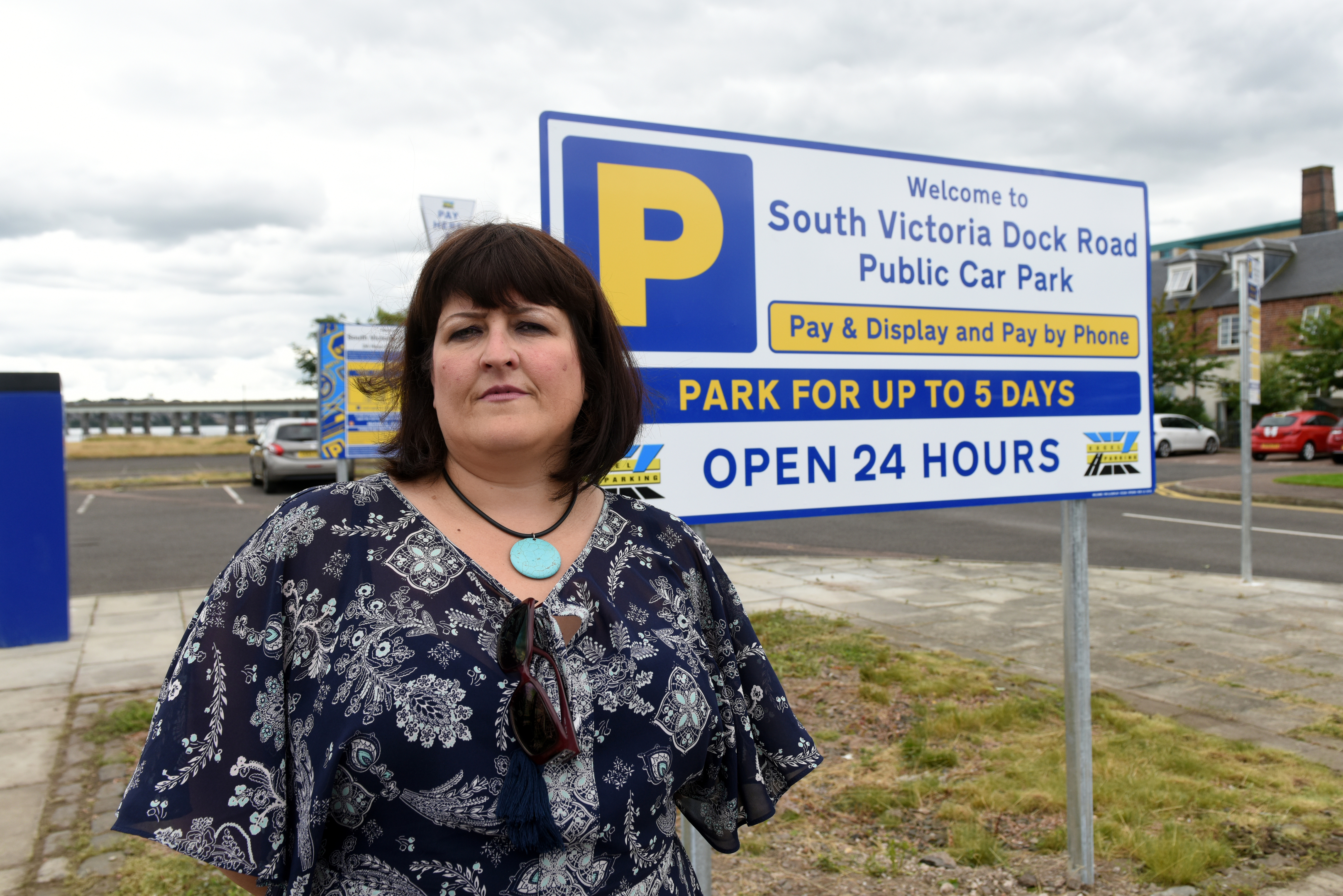 Councillor Short has accused Excel Parking of failing to inform Dundee City Council before beginning its operation.