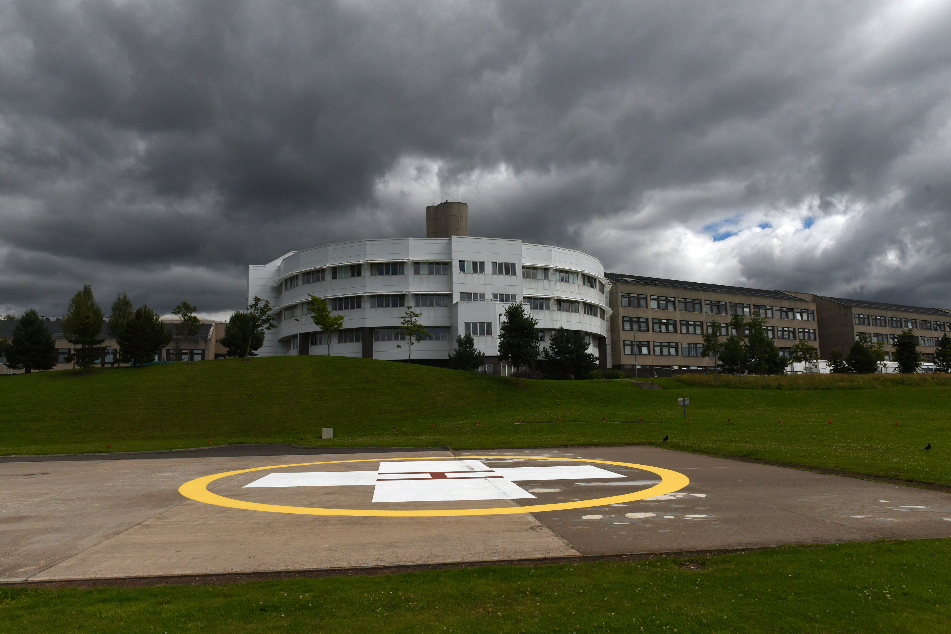 Ninewells in Dundee is one of the hospitals used to treat Fifers when services are not available in their helath board area.