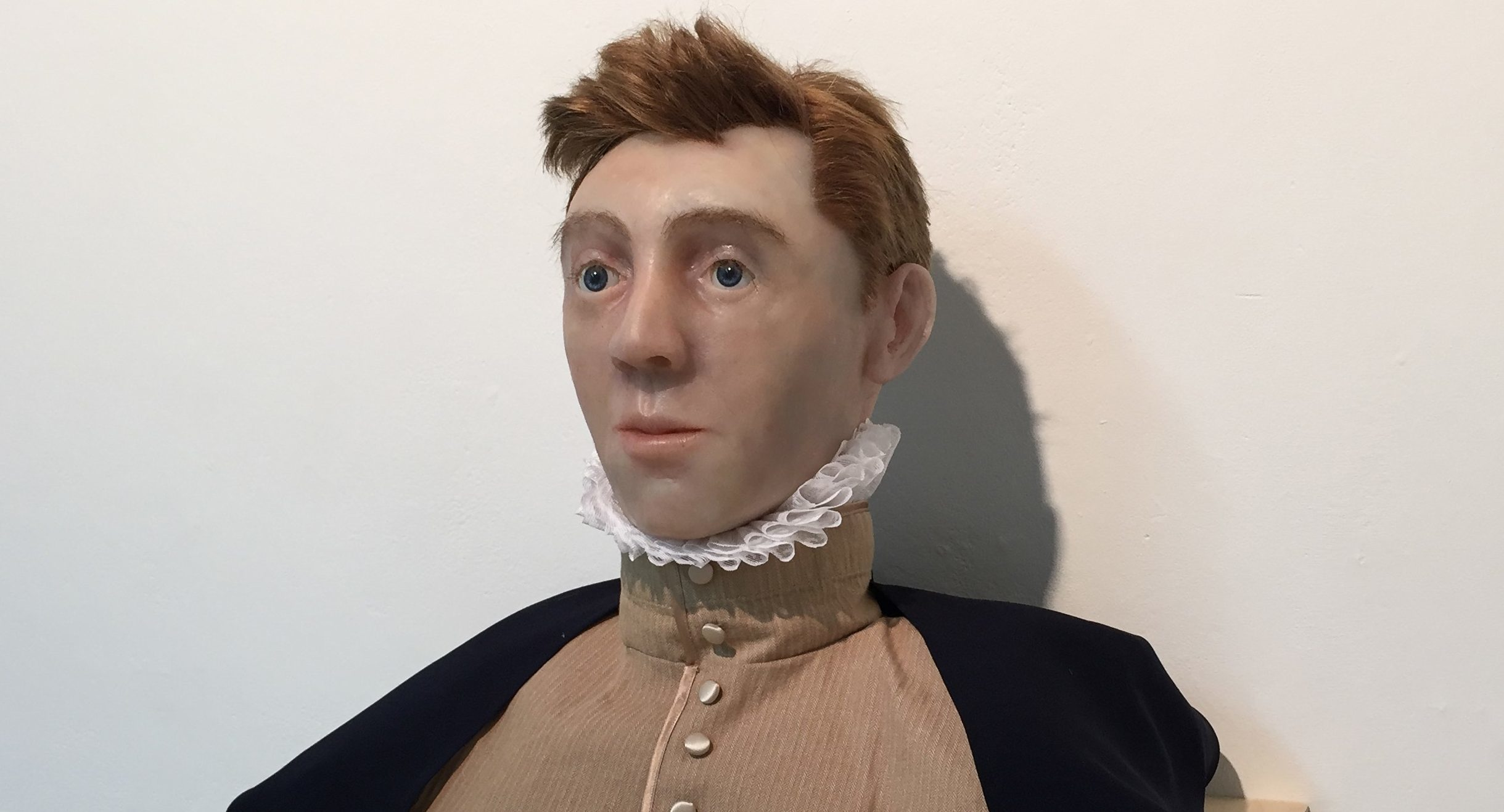 A 3-D replica of Lord Darnley will be among the exhibits at the Masters Show 2016.