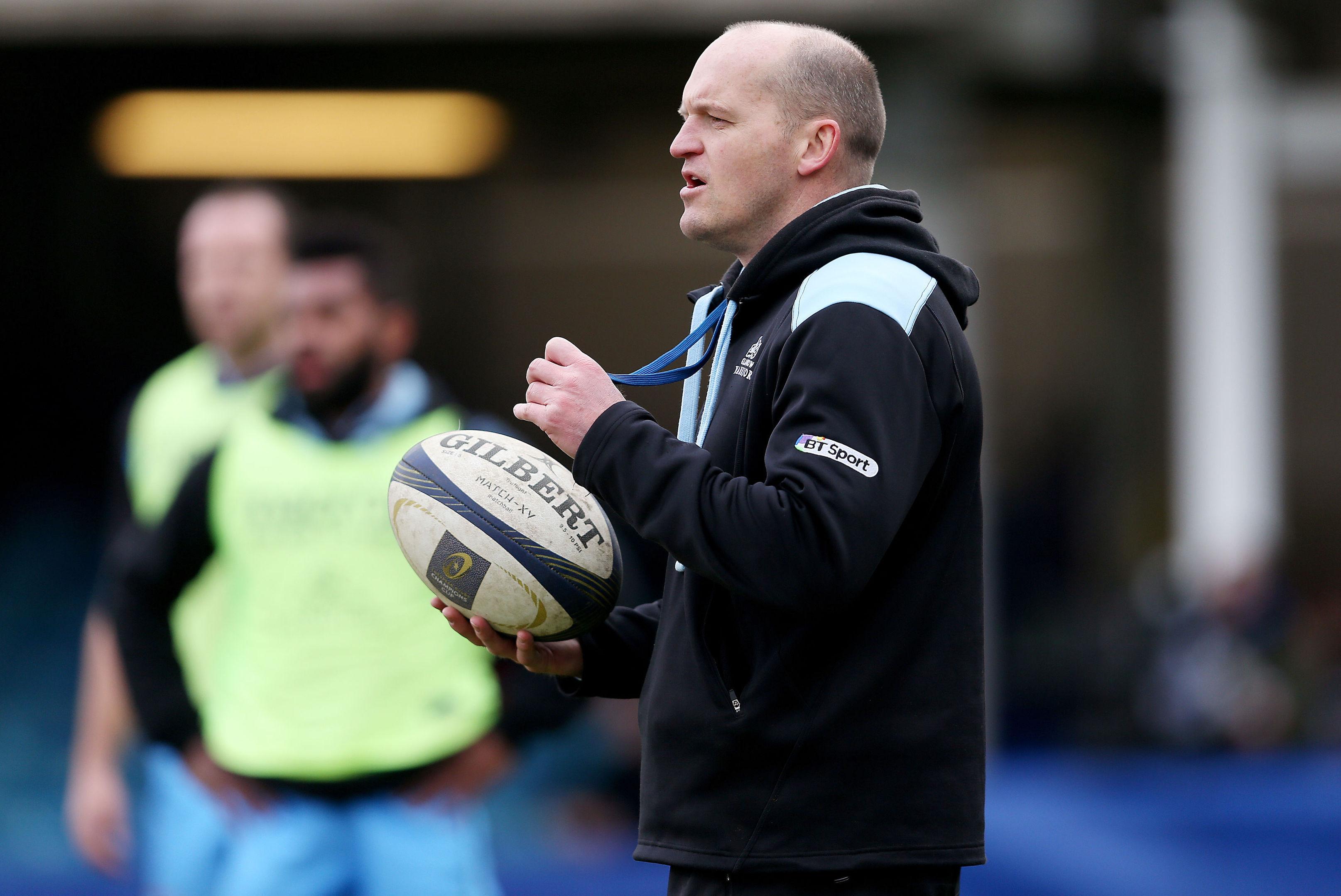Gregor Townsend has long been earmarked as a future Scotland head coach.