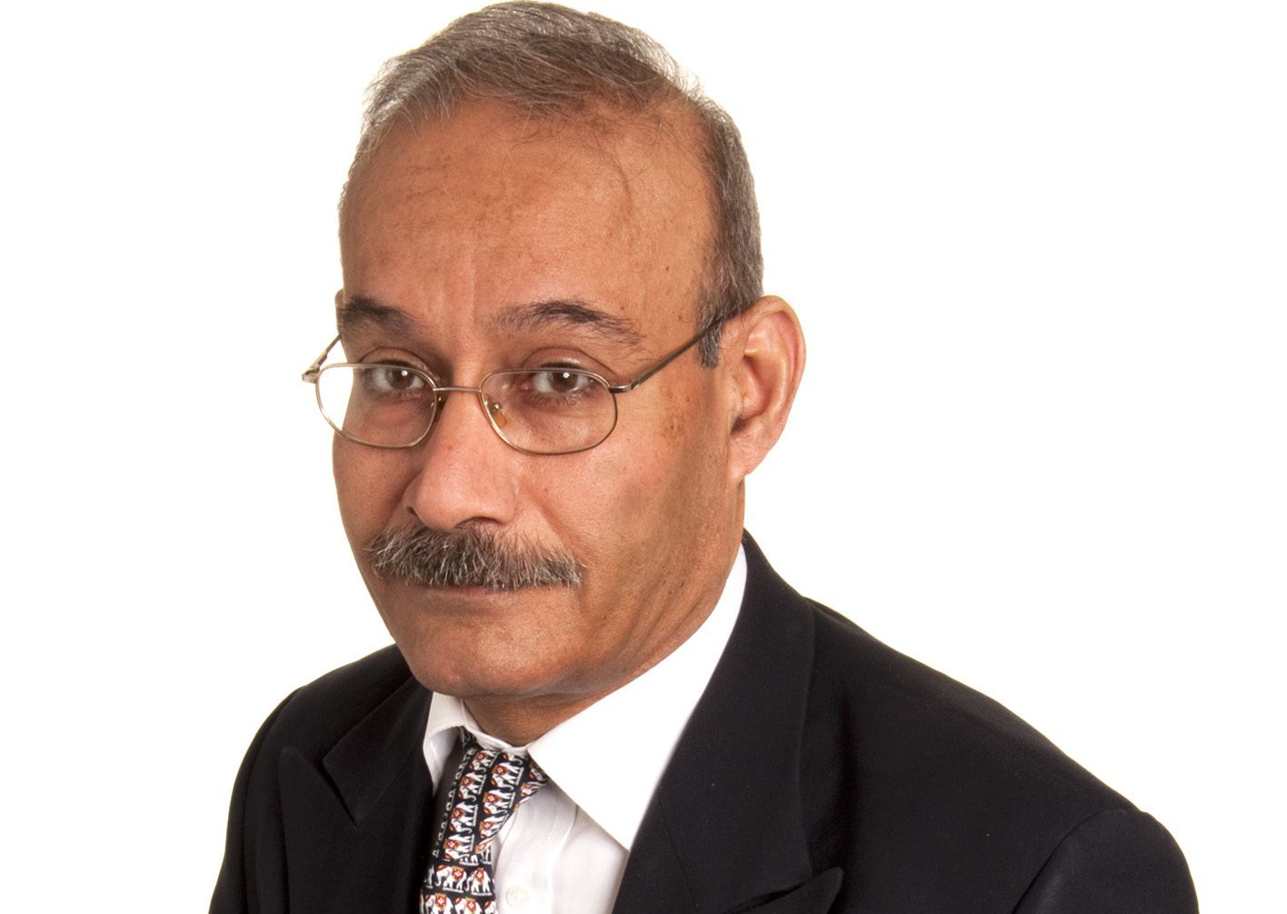 Sami Shimi, senior lecturer of medicine at Dundee University.