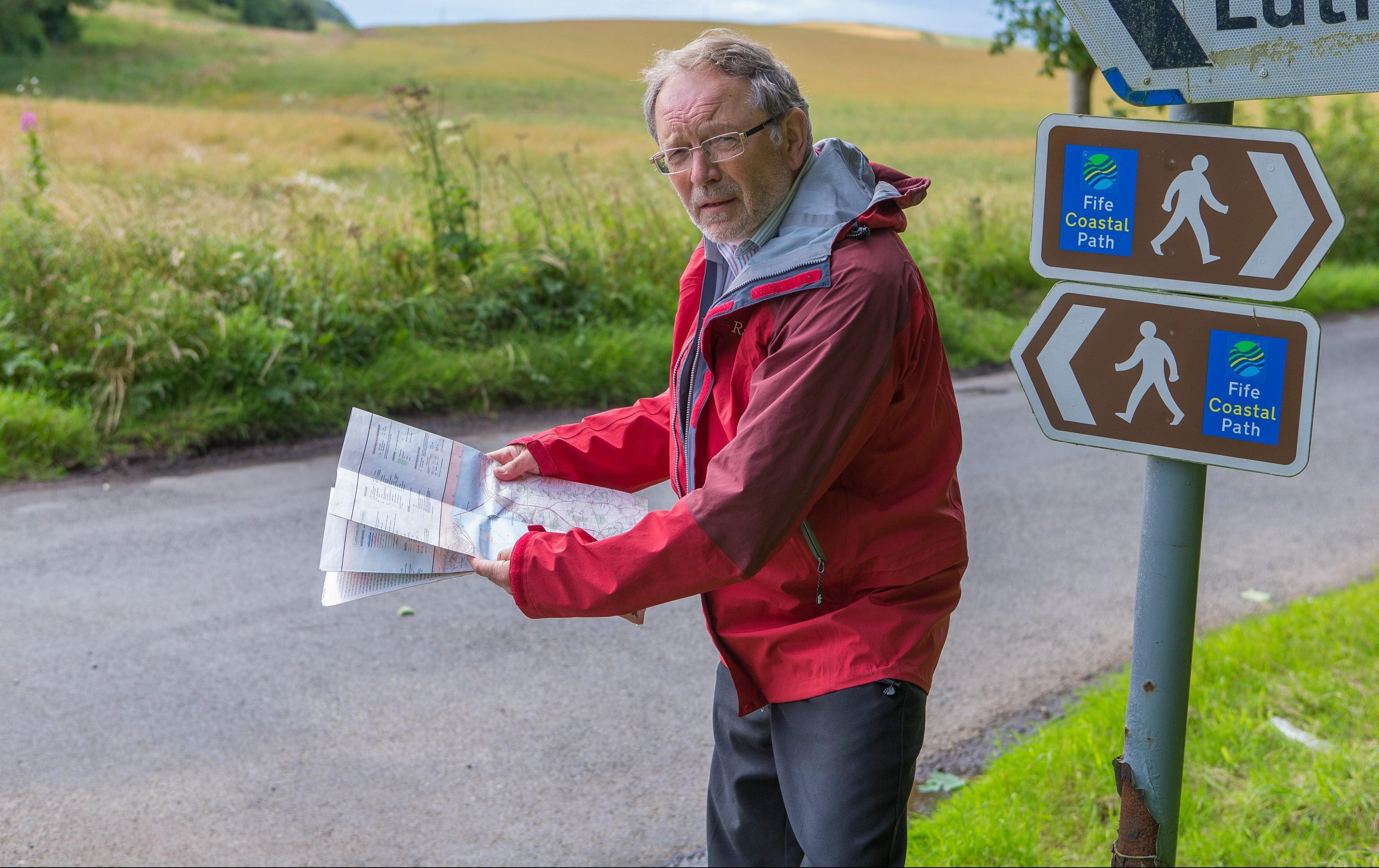 Councillor Tim Brett is calling upon Ordnance Survey to include the Core Path network on its range of maps in order for walkers, cyclists and all who enjoy the outdoors to be able to plot their course for their enjoyment of the countryside.