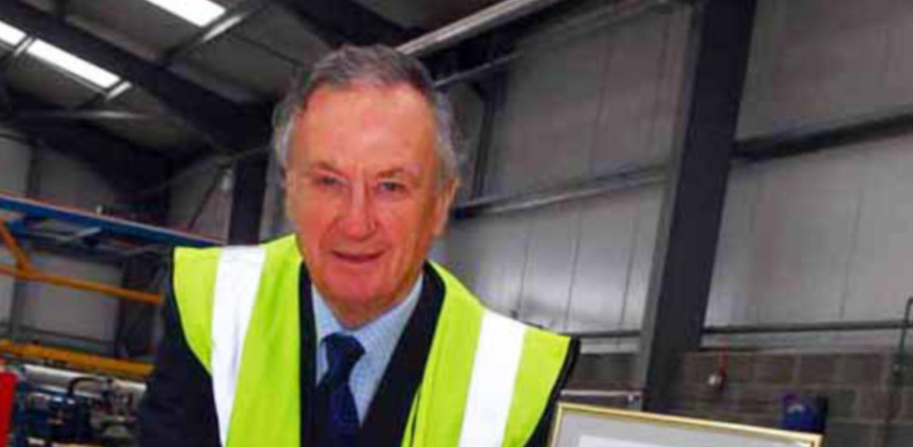Muir Group chairman John Muir
