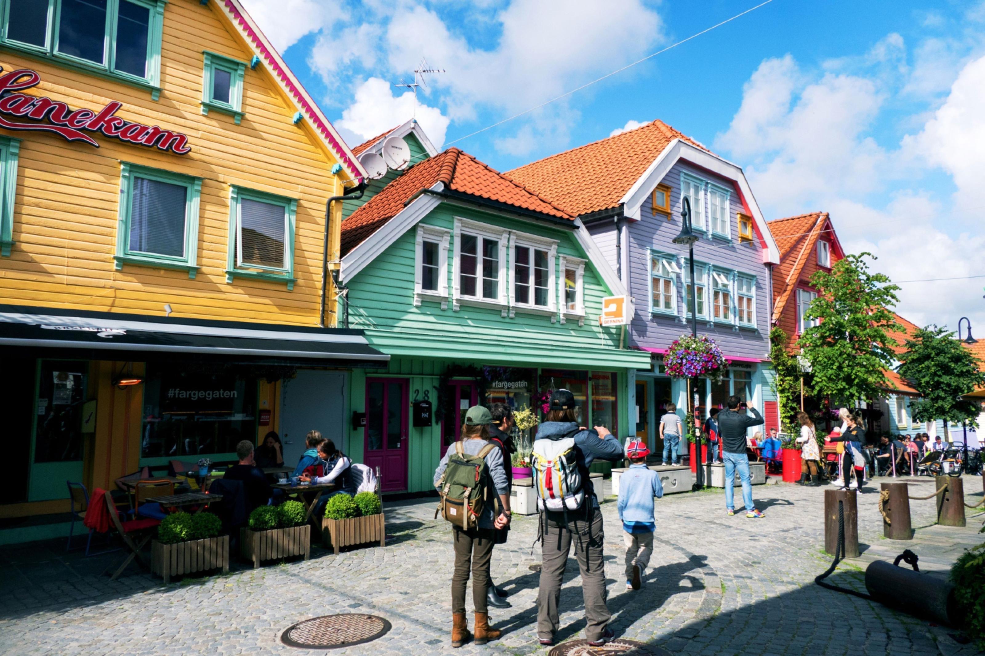 Ovre Holmegate, Stavanger.