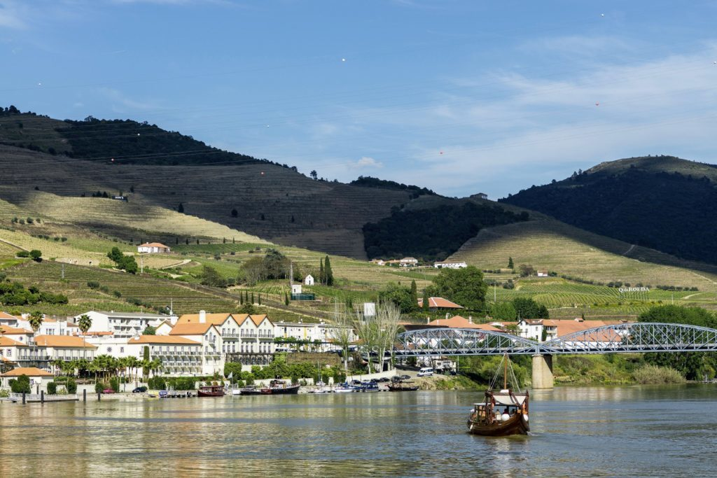 Vintage House Hotel, Douro Valley.
