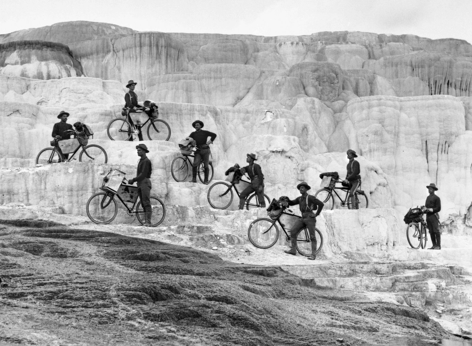The Buffalo Soldiers - Early MTB Pioneers