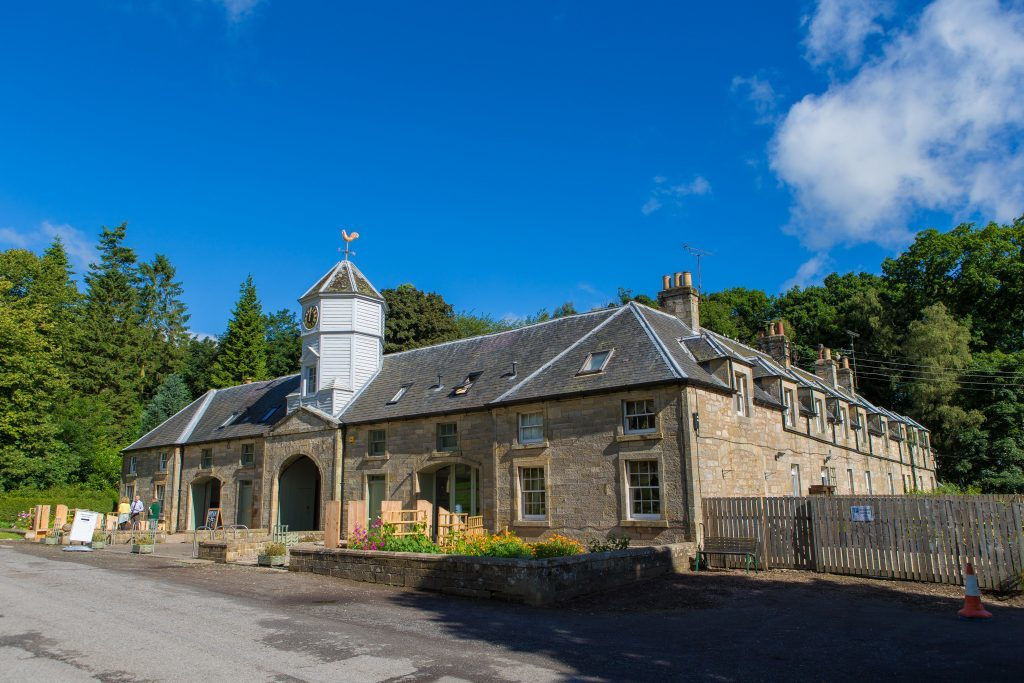 The Stables on Falkland Estate