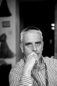 The author Henry Noltie