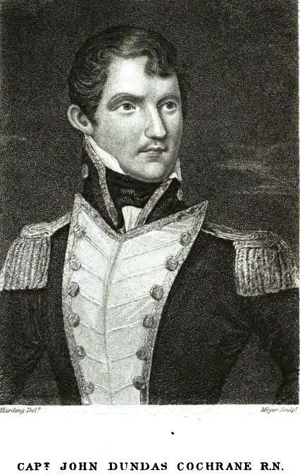 John Dundas Cochrane
