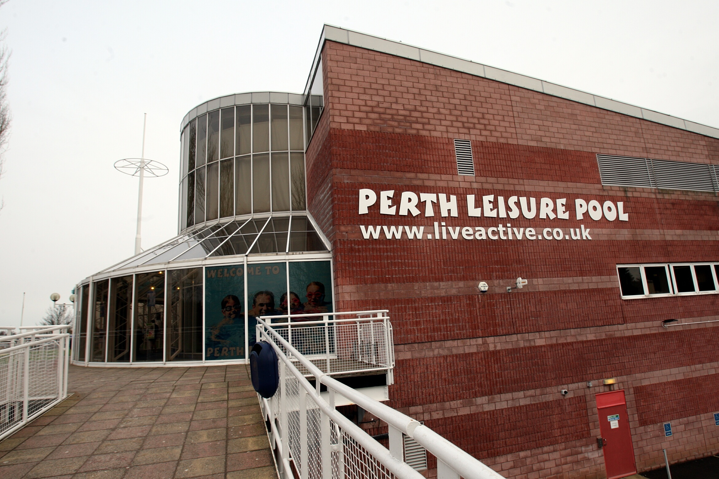 Perth Leisure Pool.