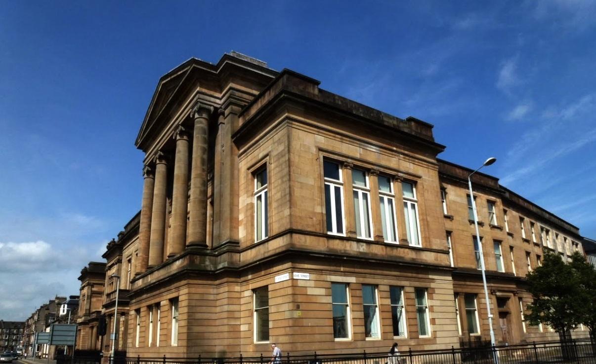 Paisley Sheriff Court