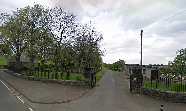 Beath cemetery.