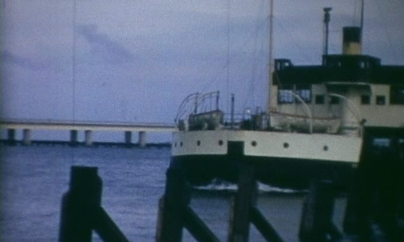 One of the final Fifies comes into Dundee as drivers start to use the new Tay Road Bridge on August 18 1966.