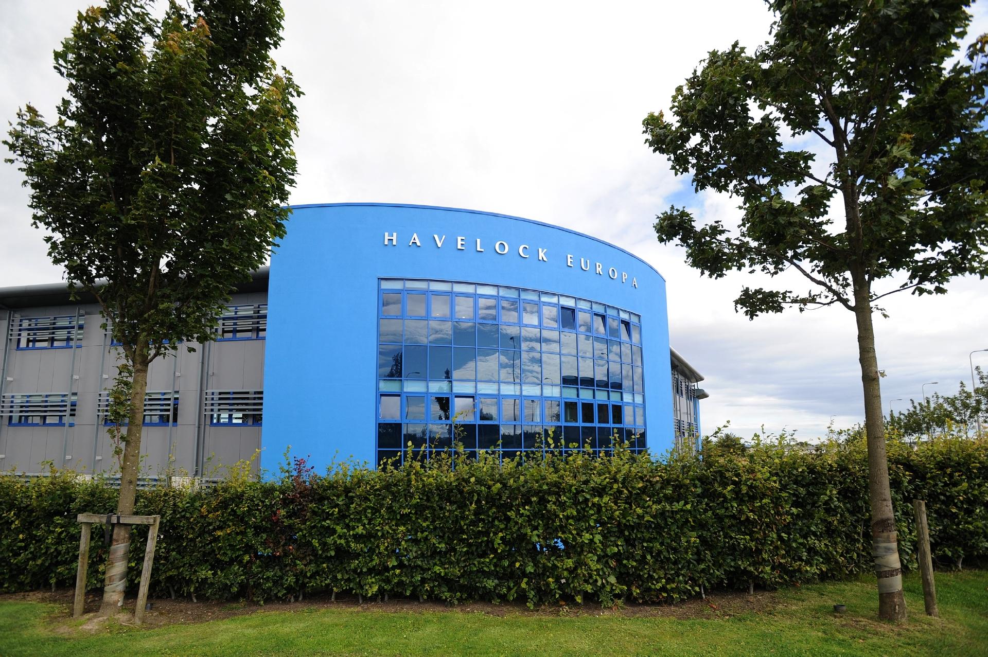 Havelock Europa's corporate headquarters in Kirkcaldy