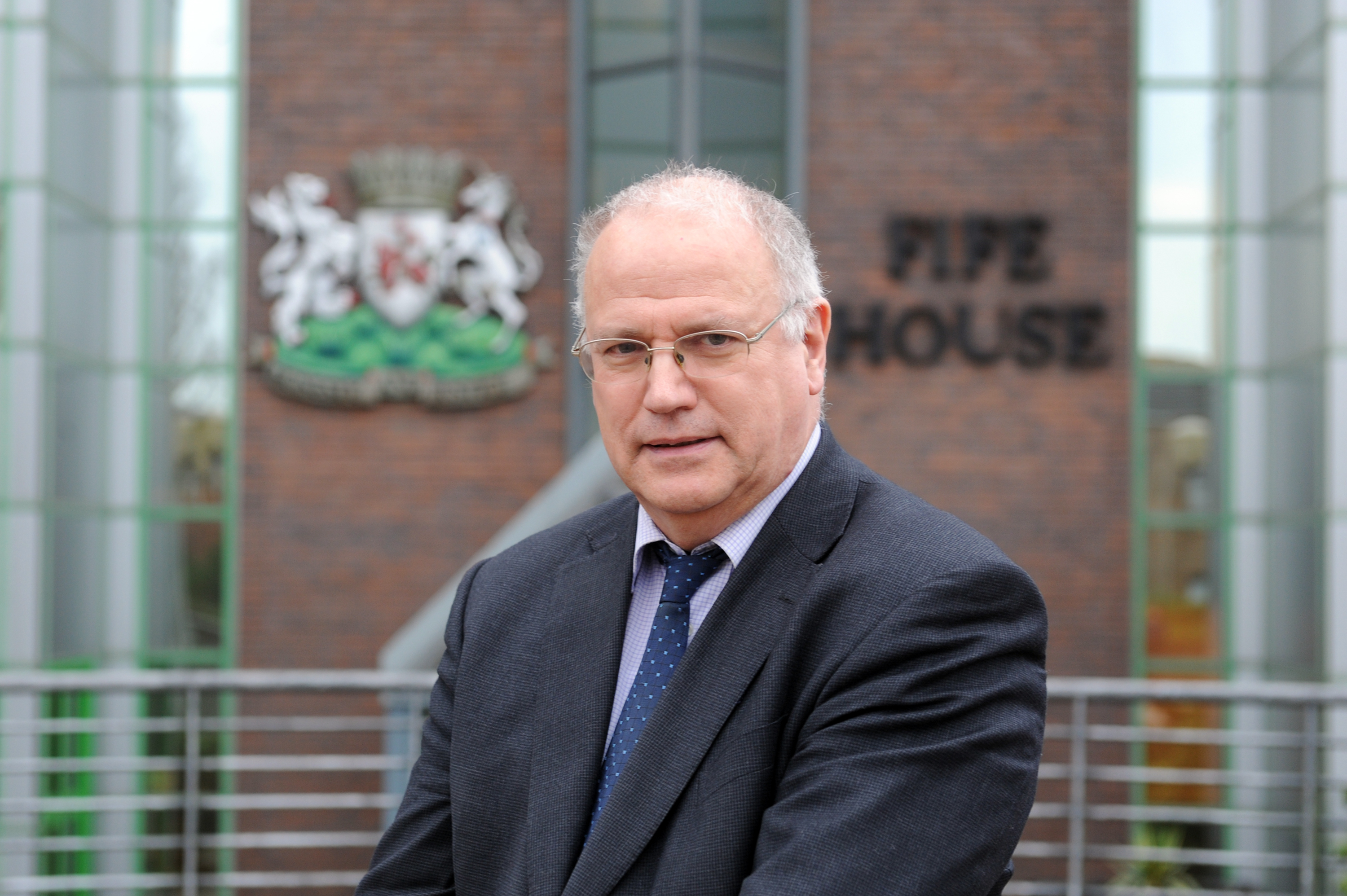 Councillor Ross said the rises spared the service from the axe