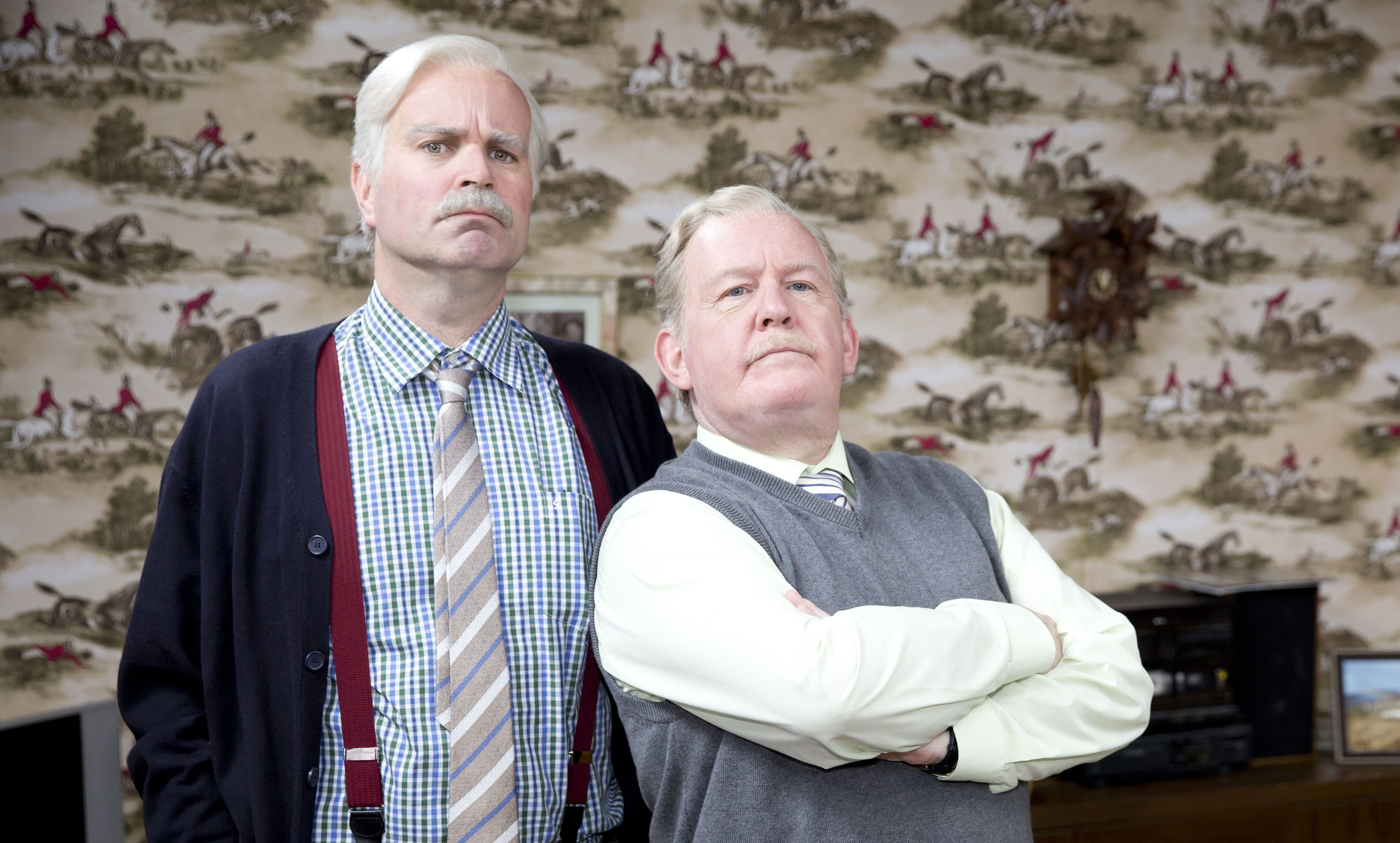 Victor (Greg Hemphill) and Jack (Ford Kiernan).