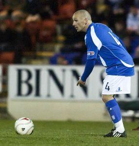 Jody Morris earned the respect of the Scottish football community.