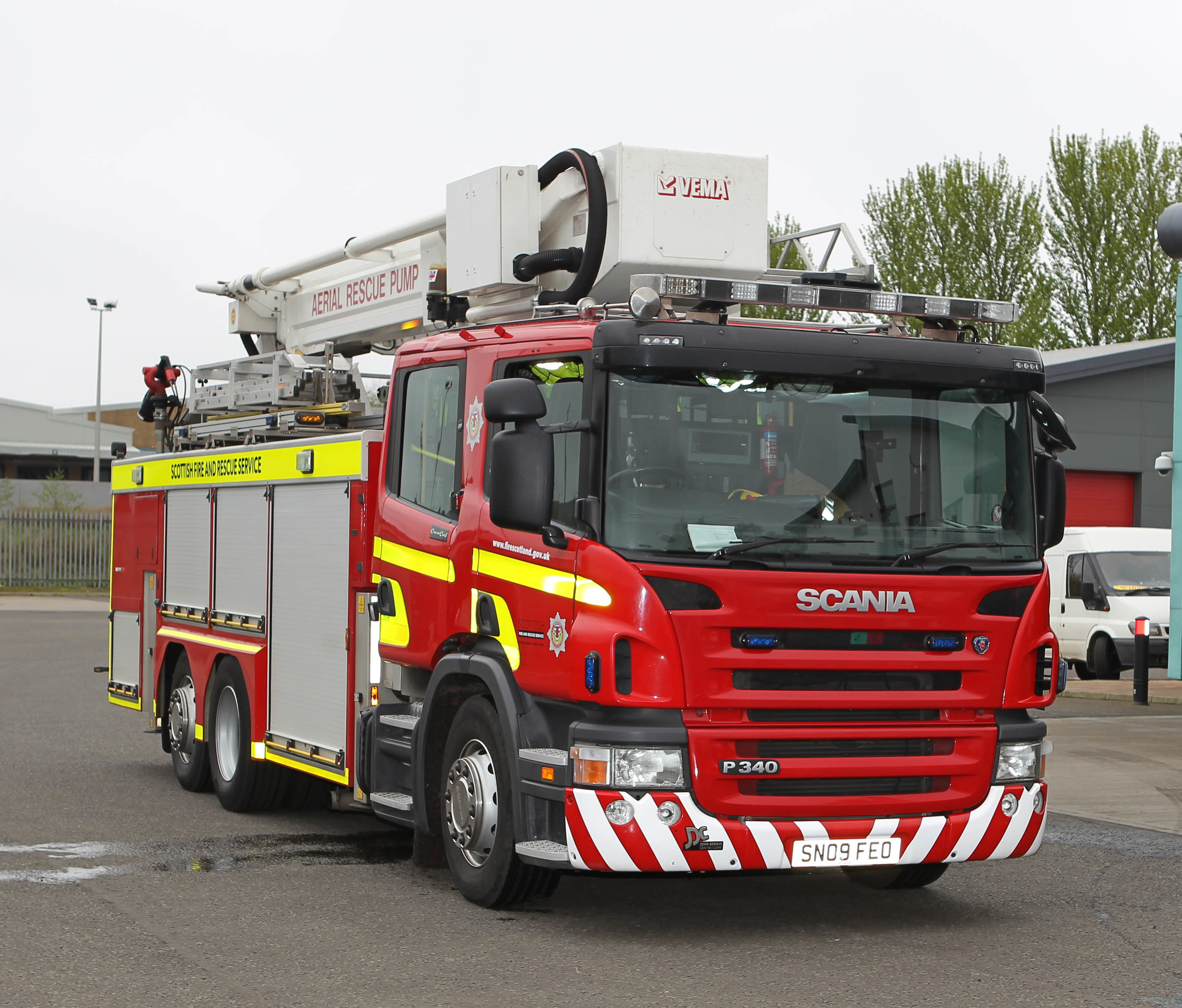 ESF want the amount of electrical fires in Scotland reduced.