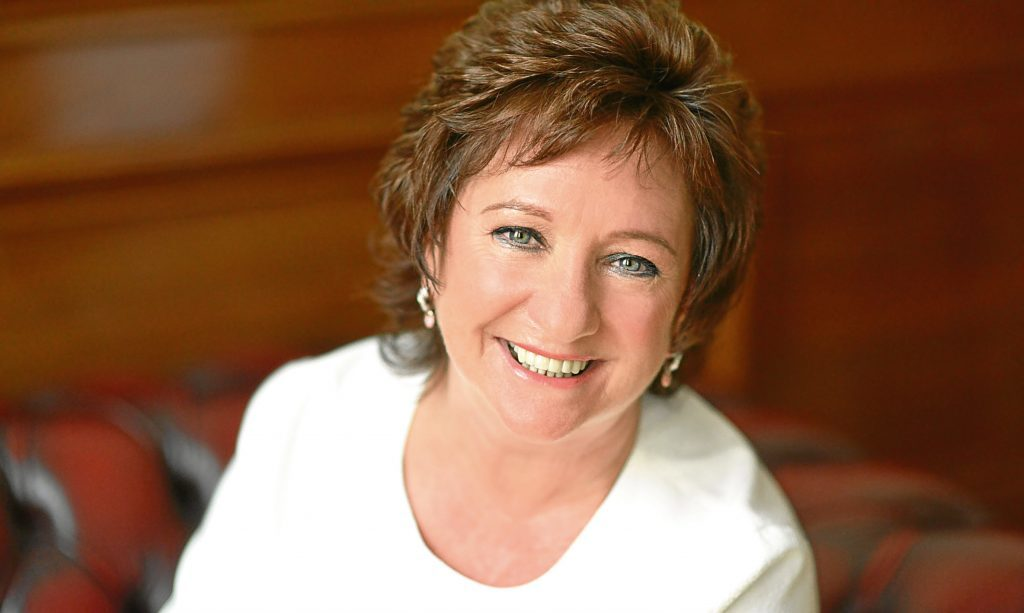 Liz Cameron, chief executive of Scottish Chambers of Commerce
