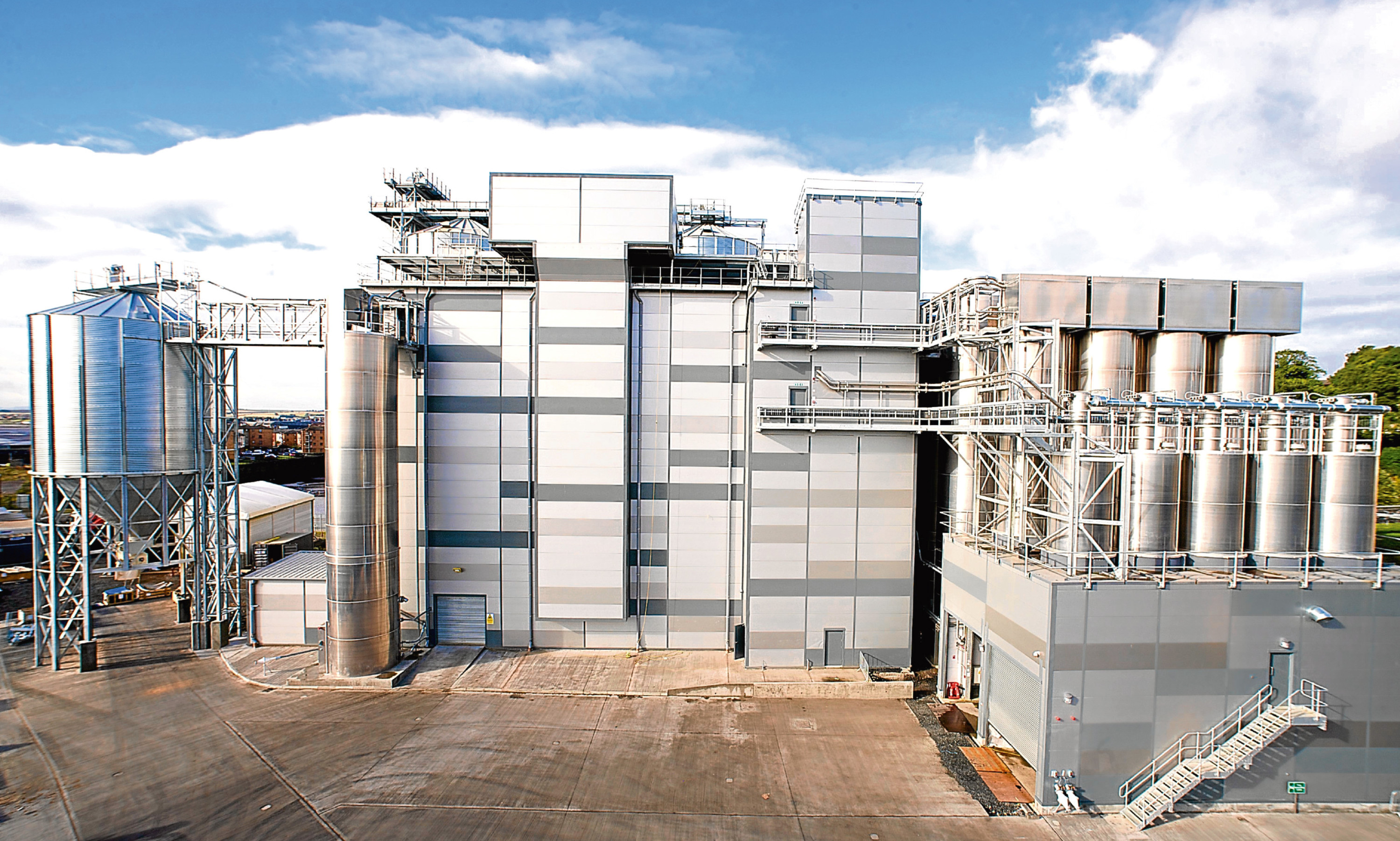 Carr's Group's £17 million mill at Kirkcaldy
