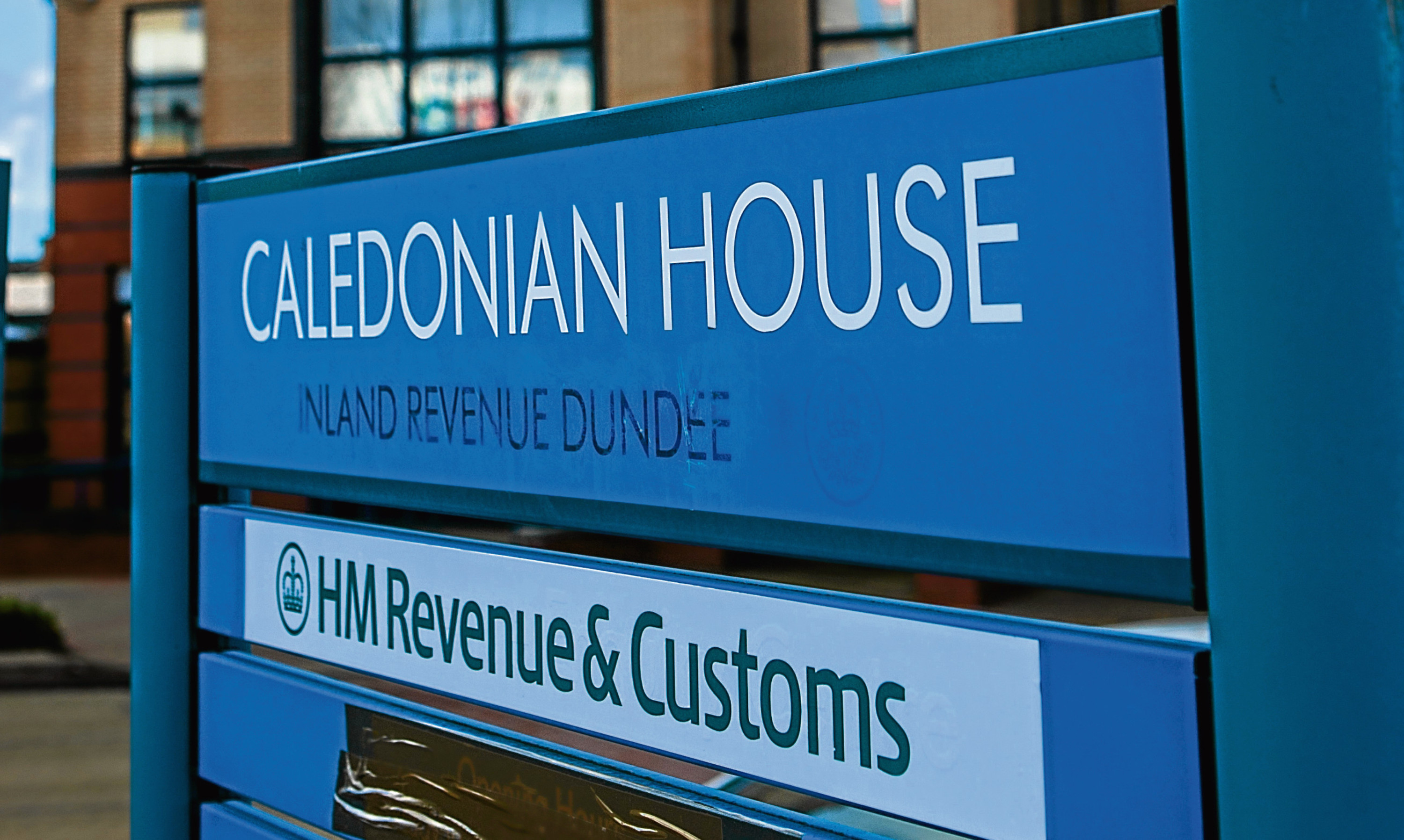 HMRC, Dundee, is under threat of consolidation.