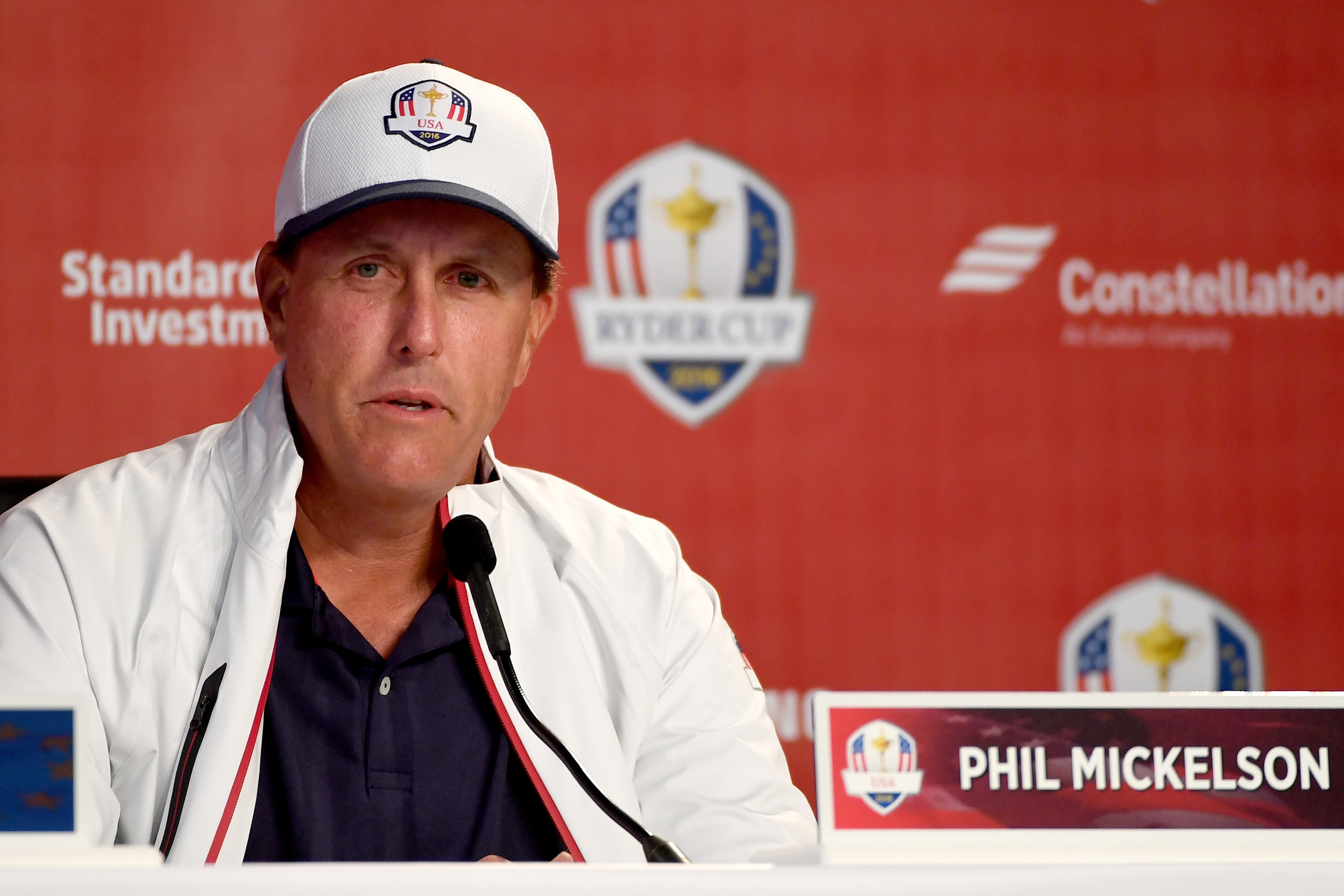20 years of Ryder Cup frustration forced Phil Mickelson's hand.