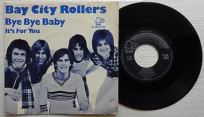 Bye bye baby to Bay City Rollers records in Grouchos