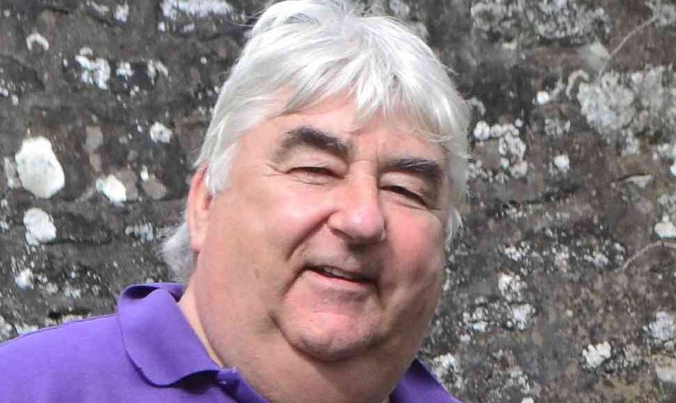 Councillor Ian Campbell, leader of Perth and Kinross Council.