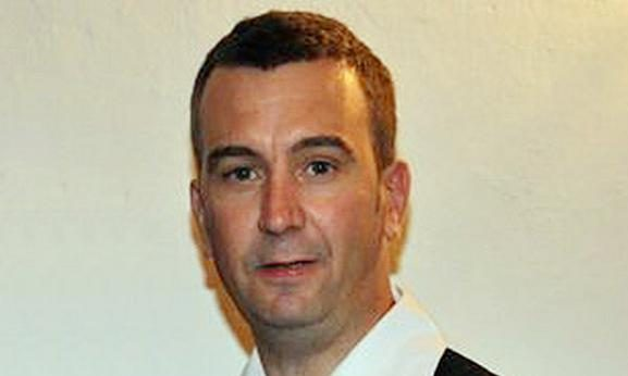 The late David Haines, who was killed by IS.