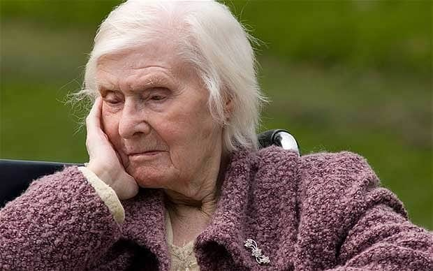 Dementia is on the rise due to an ageing population