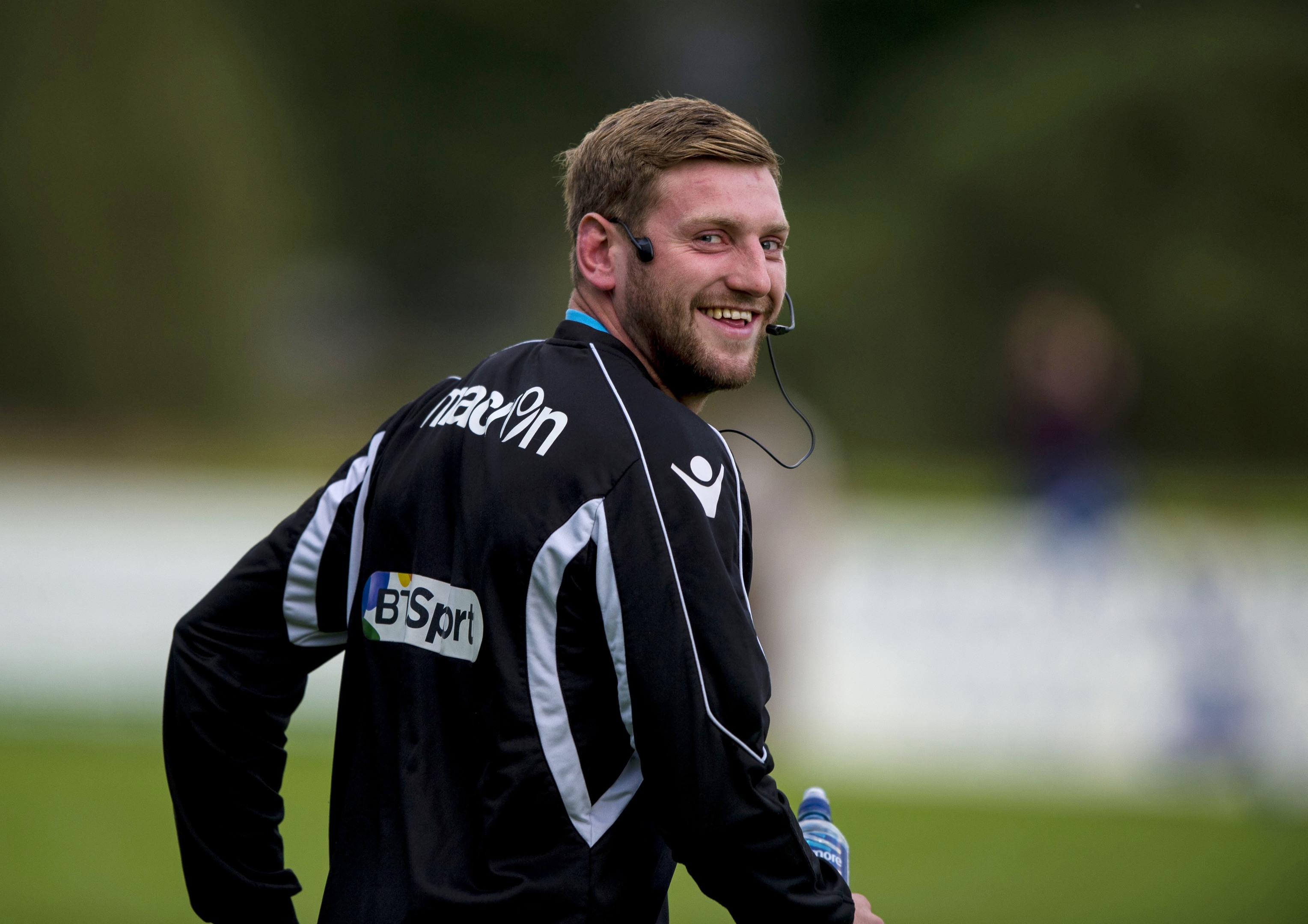 Finn Russell will make his return for Glasgow Warriors against Ulster.