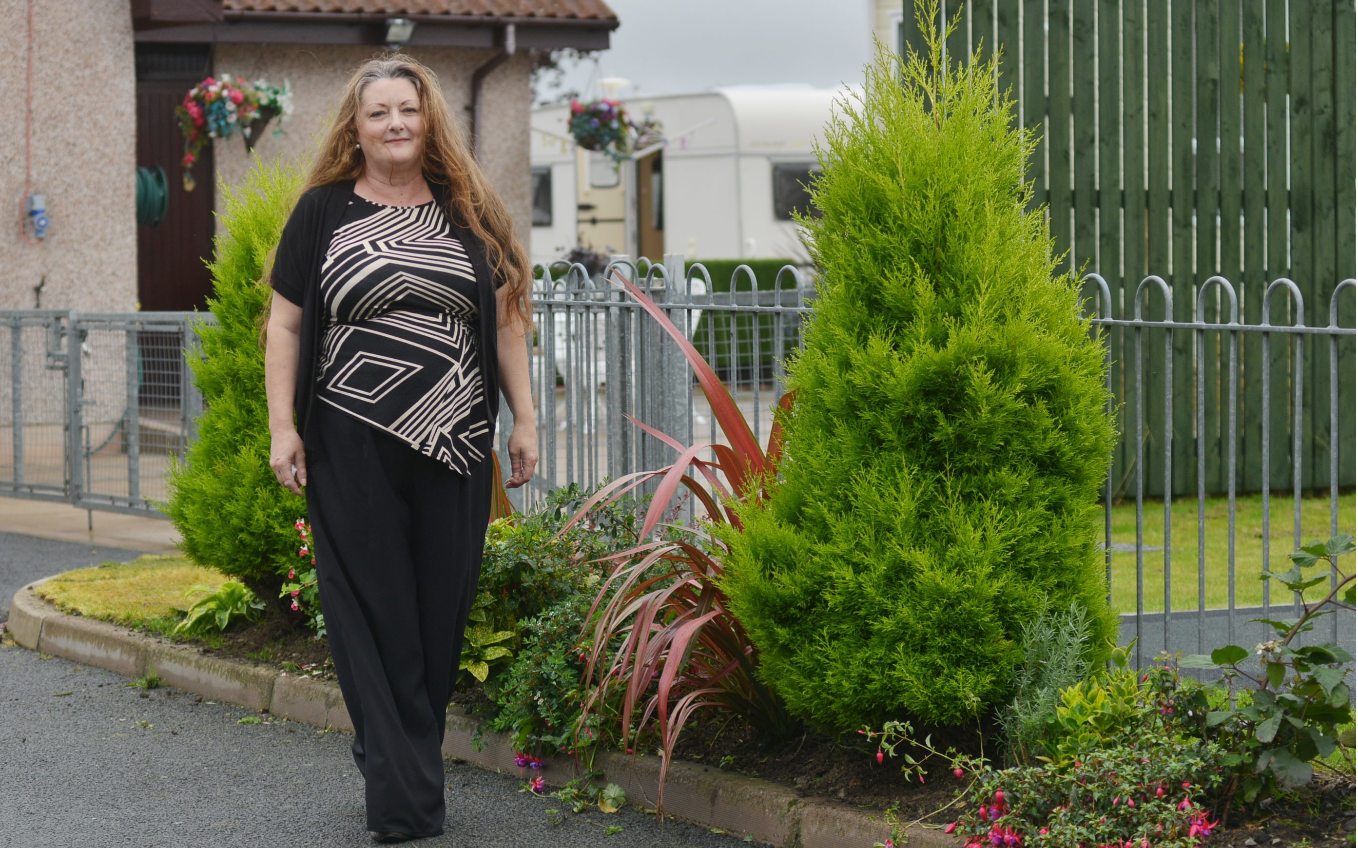Lesley Corio, manager of Thornton Wood Travellers site has welcomed the initiative.