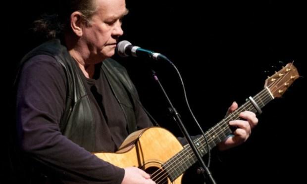 Dick Gaughan at the Gardyne Theatre
