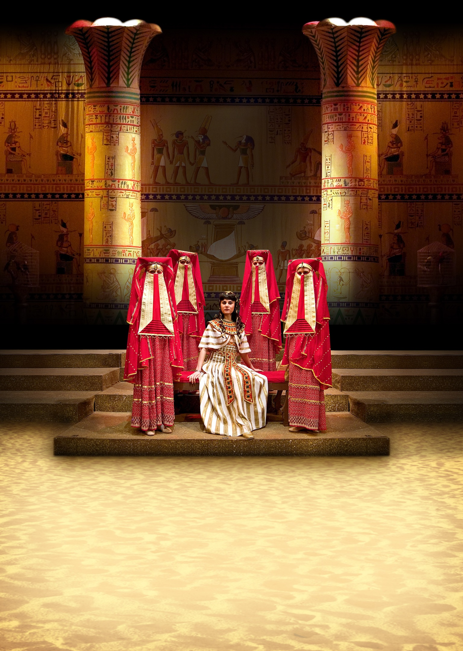VERDI AIDA Verdi Aida, a new interpretation of the classic opera 'Aida'