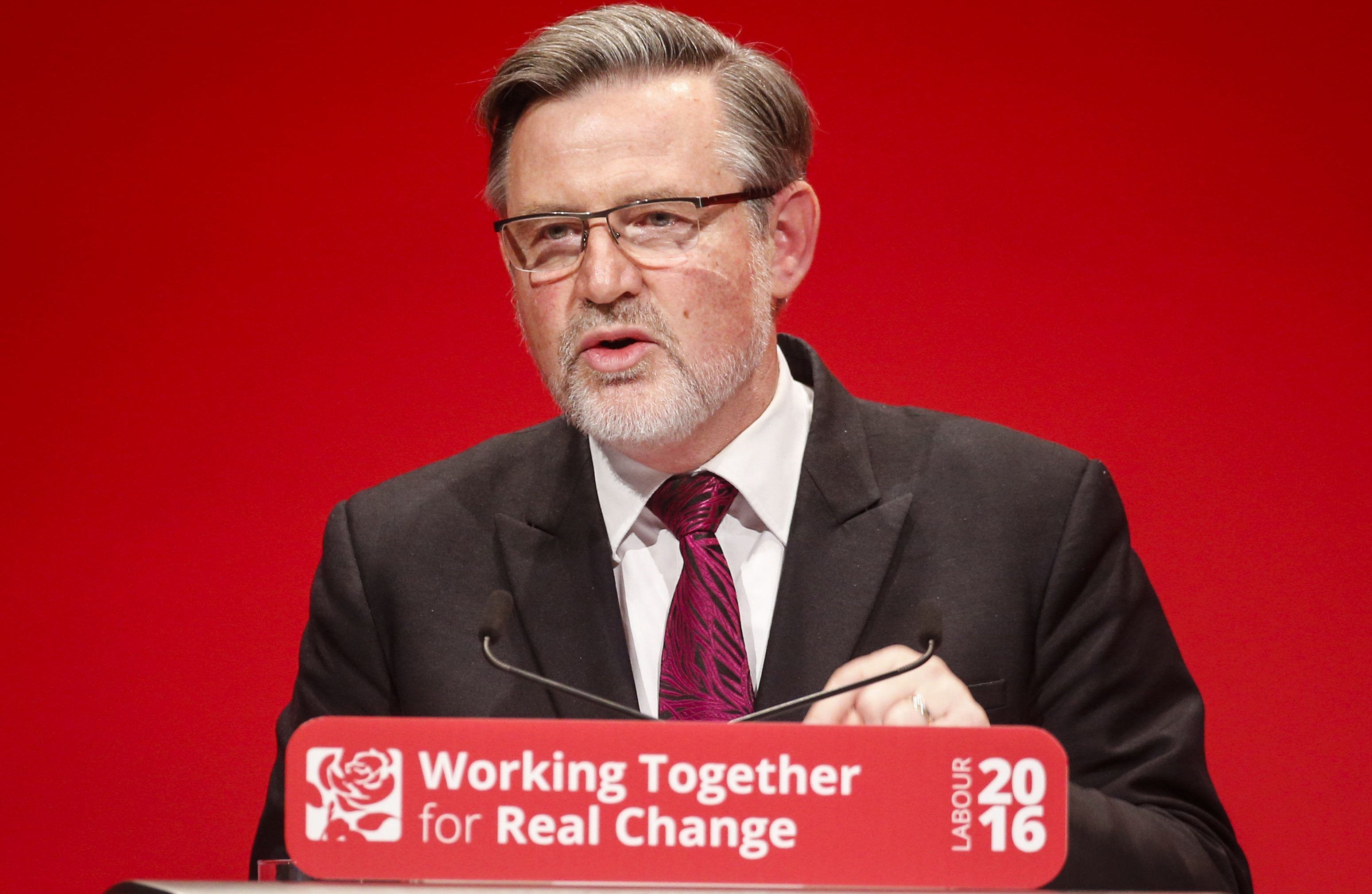 Barry Gardiner, Shadow Secretary of State for International Trade