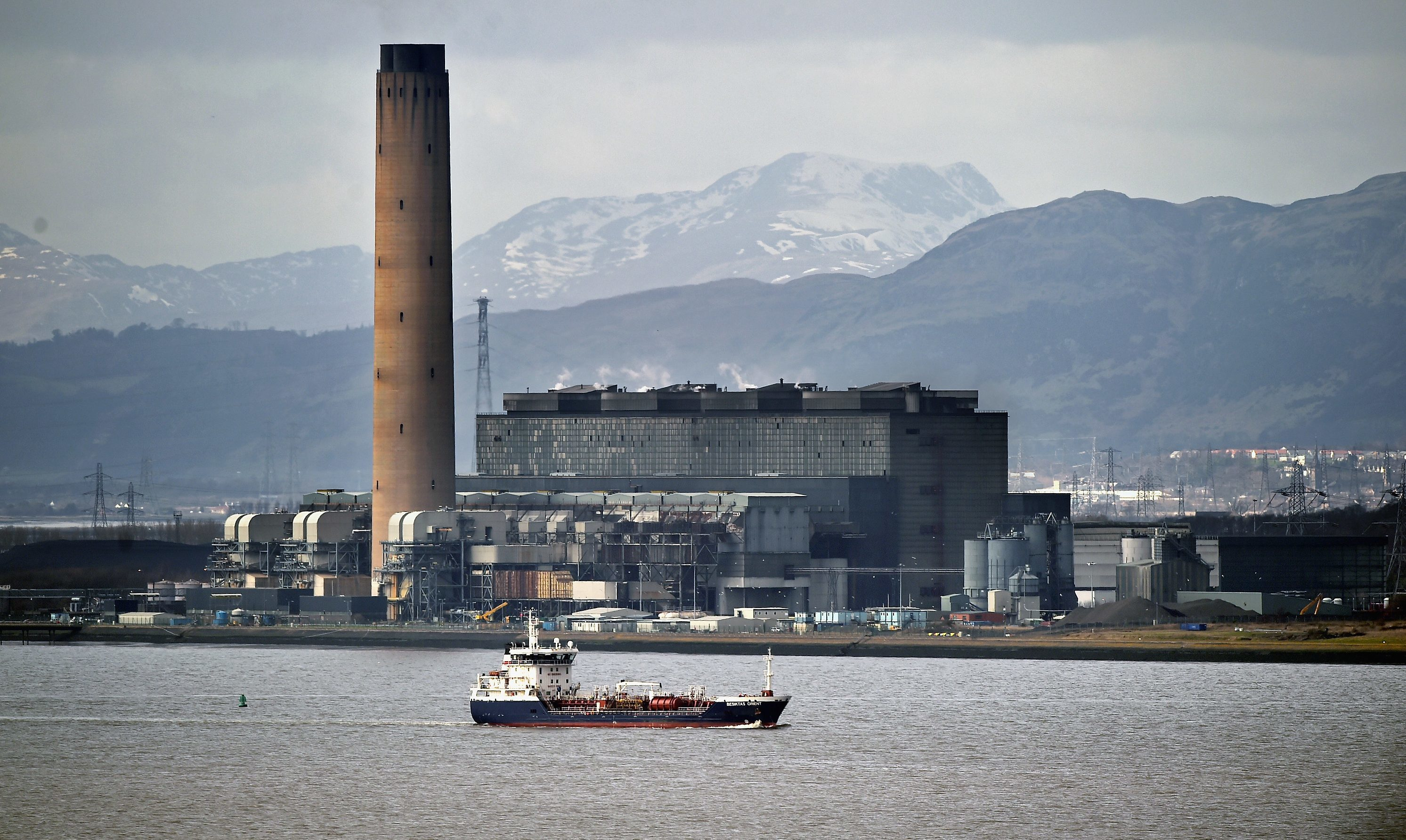 The power station closed in March 2016