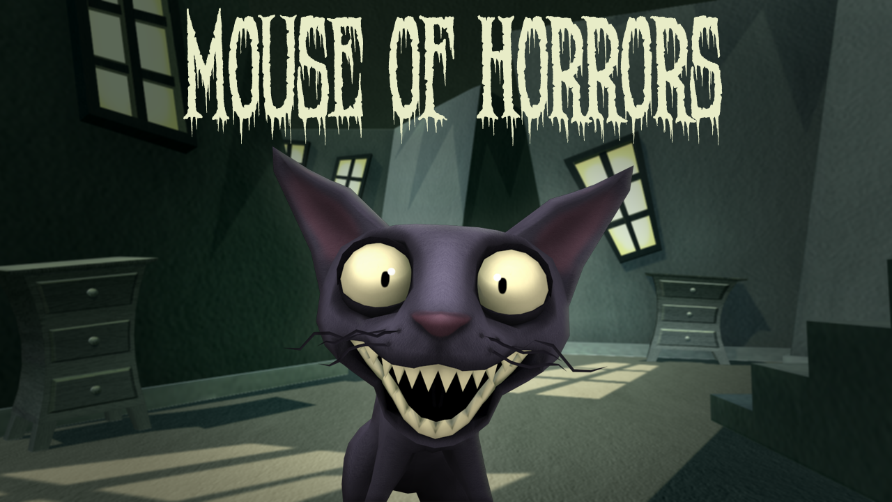 The Mouse of Horrors prototype.