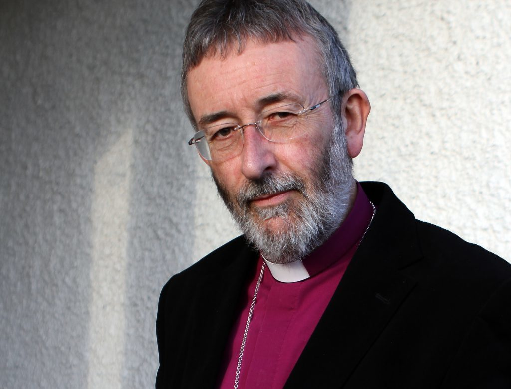 Rt Rev Dr Nigel Peyton, Bishop of Brechin