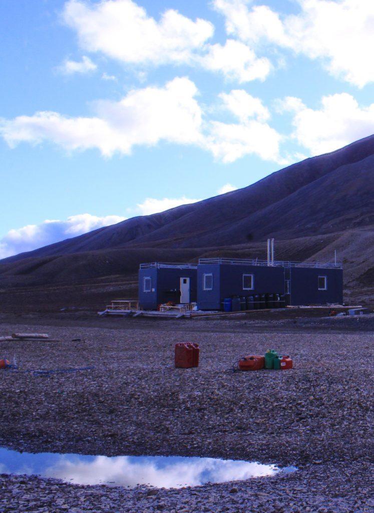 The remote research centre