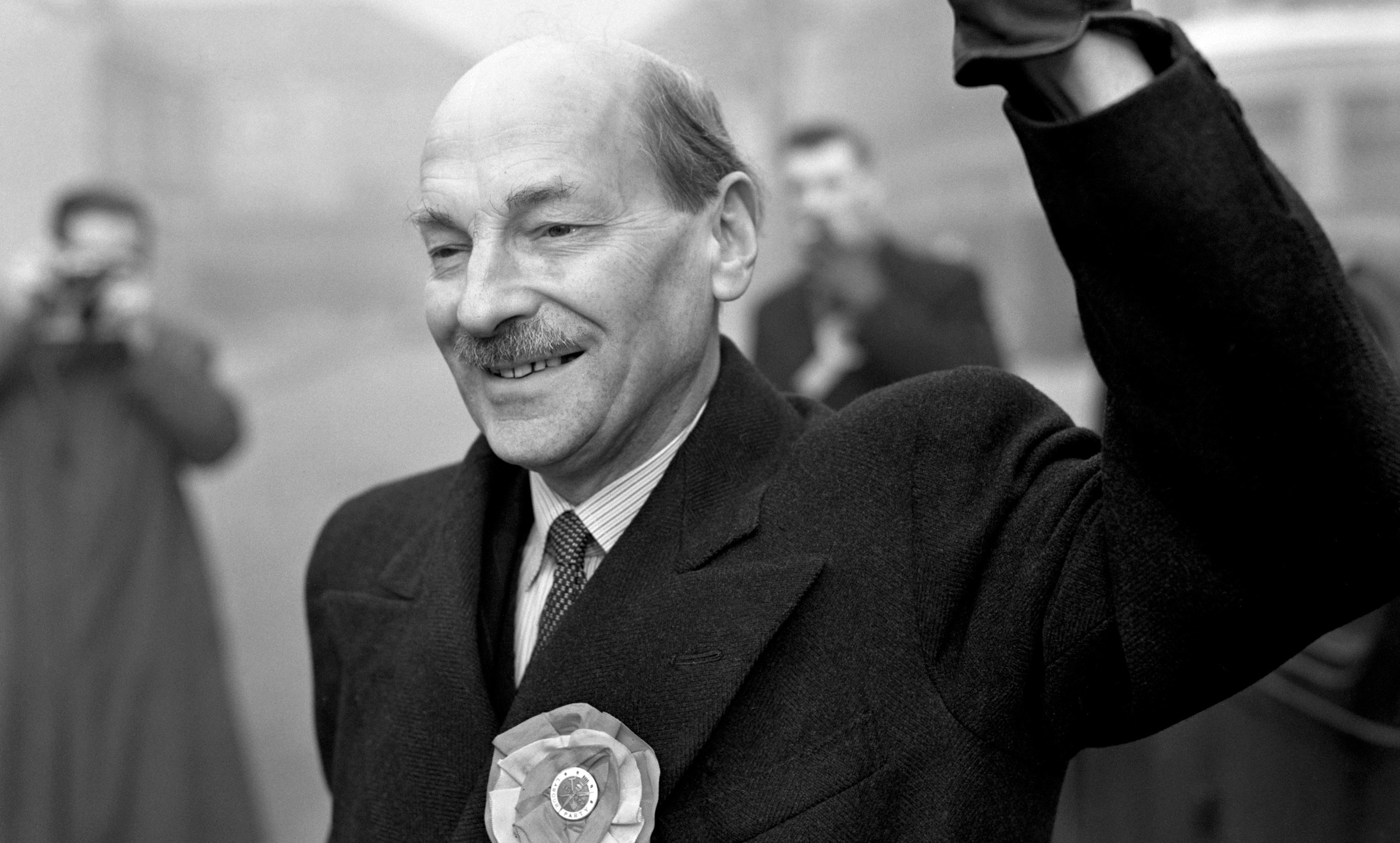 John Macdonald is a great nephew of former Labour Prime Minister Clement Attlee.