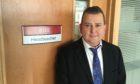 Levenmouth Academy headteacher Ronnie Ross.