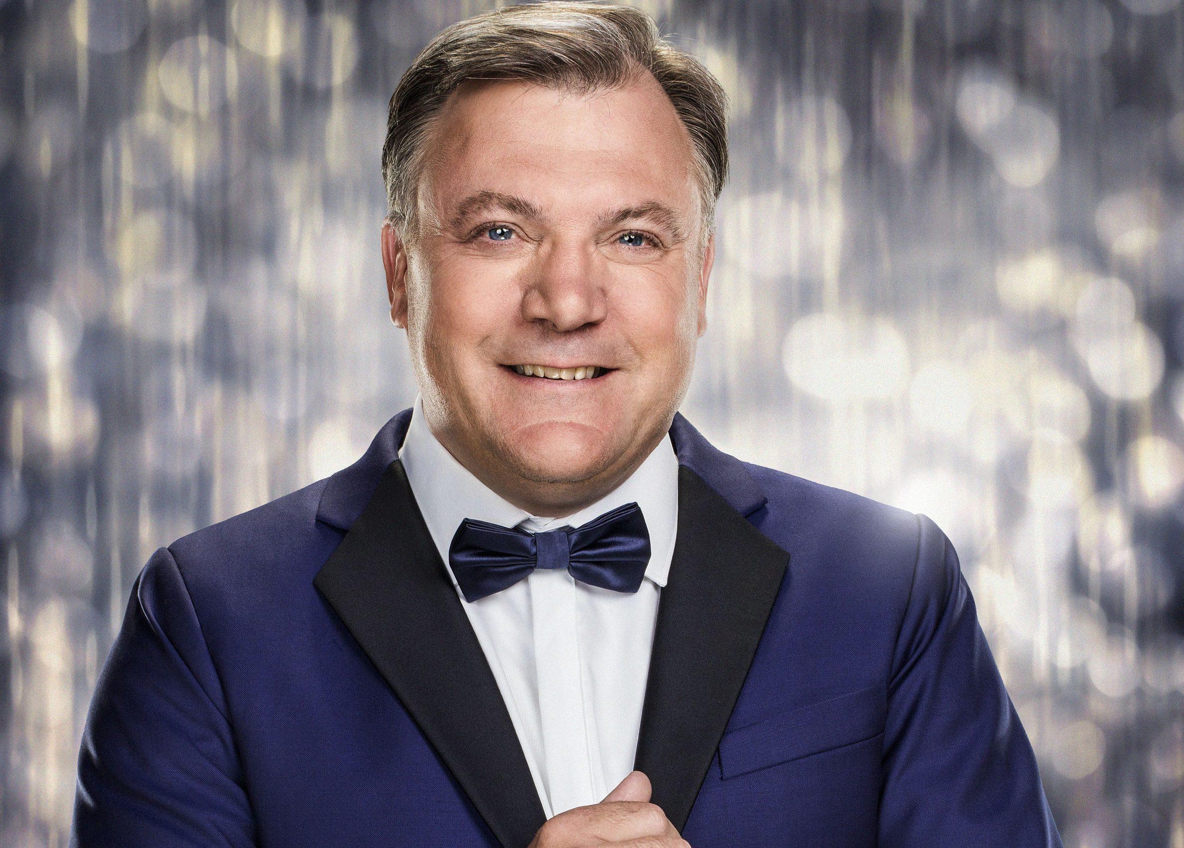 Former Shadow Chancellor-turned dance floor star Ed Balls