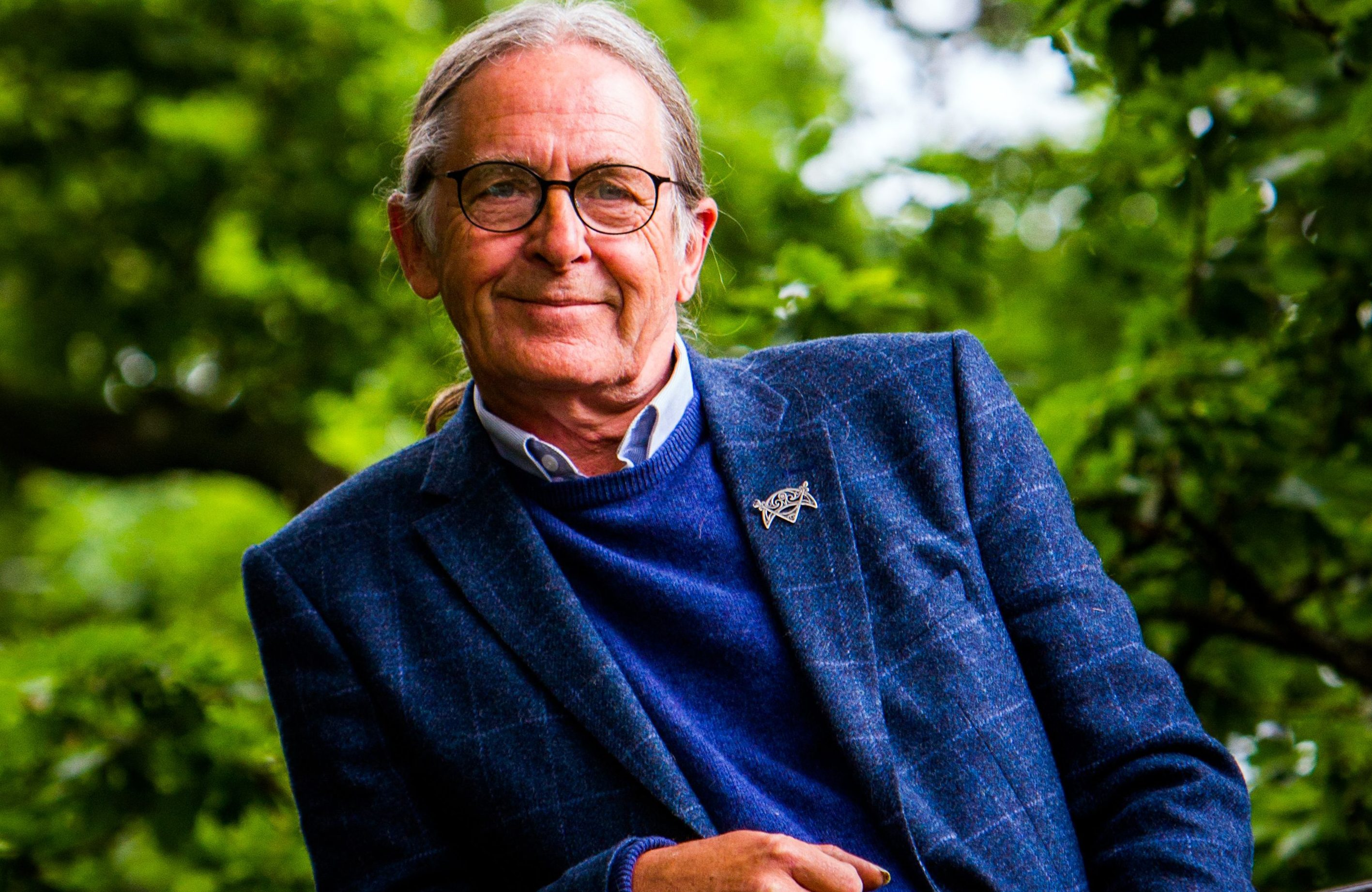 Renowned musician Dougie MacLean is looking forward to this year's Perthshire Amber festival.