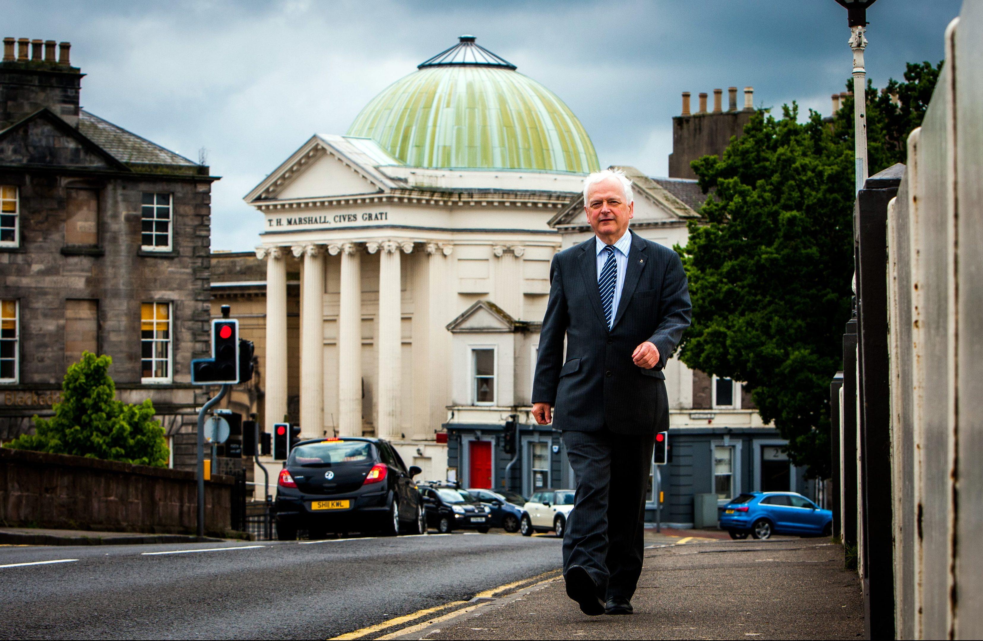 Councillor Ian Miler