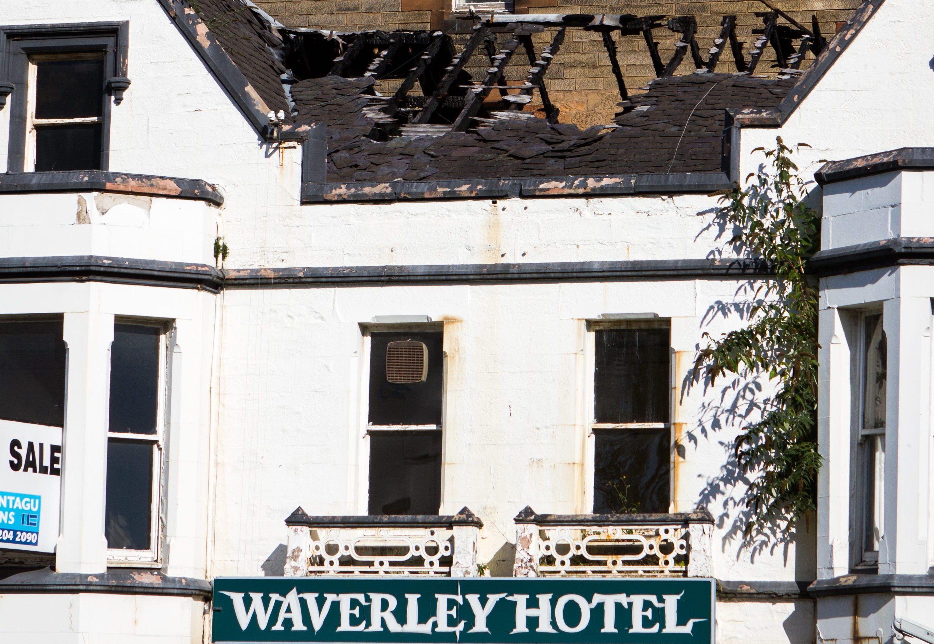 The Waverley Hotel, Perth.