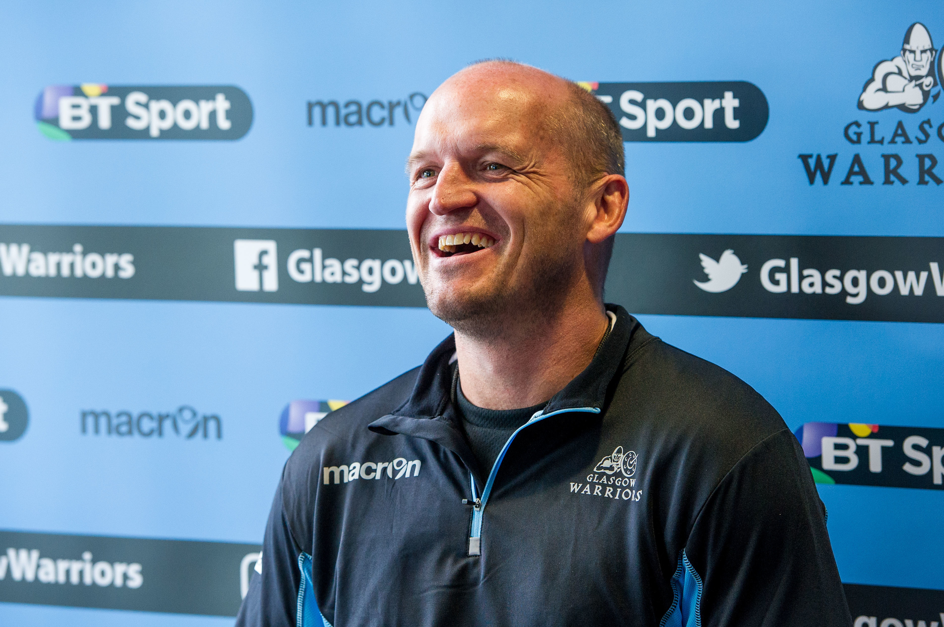 Gregor Townsend has made minimal changes for Glasgow's second PRO12 game of the season.